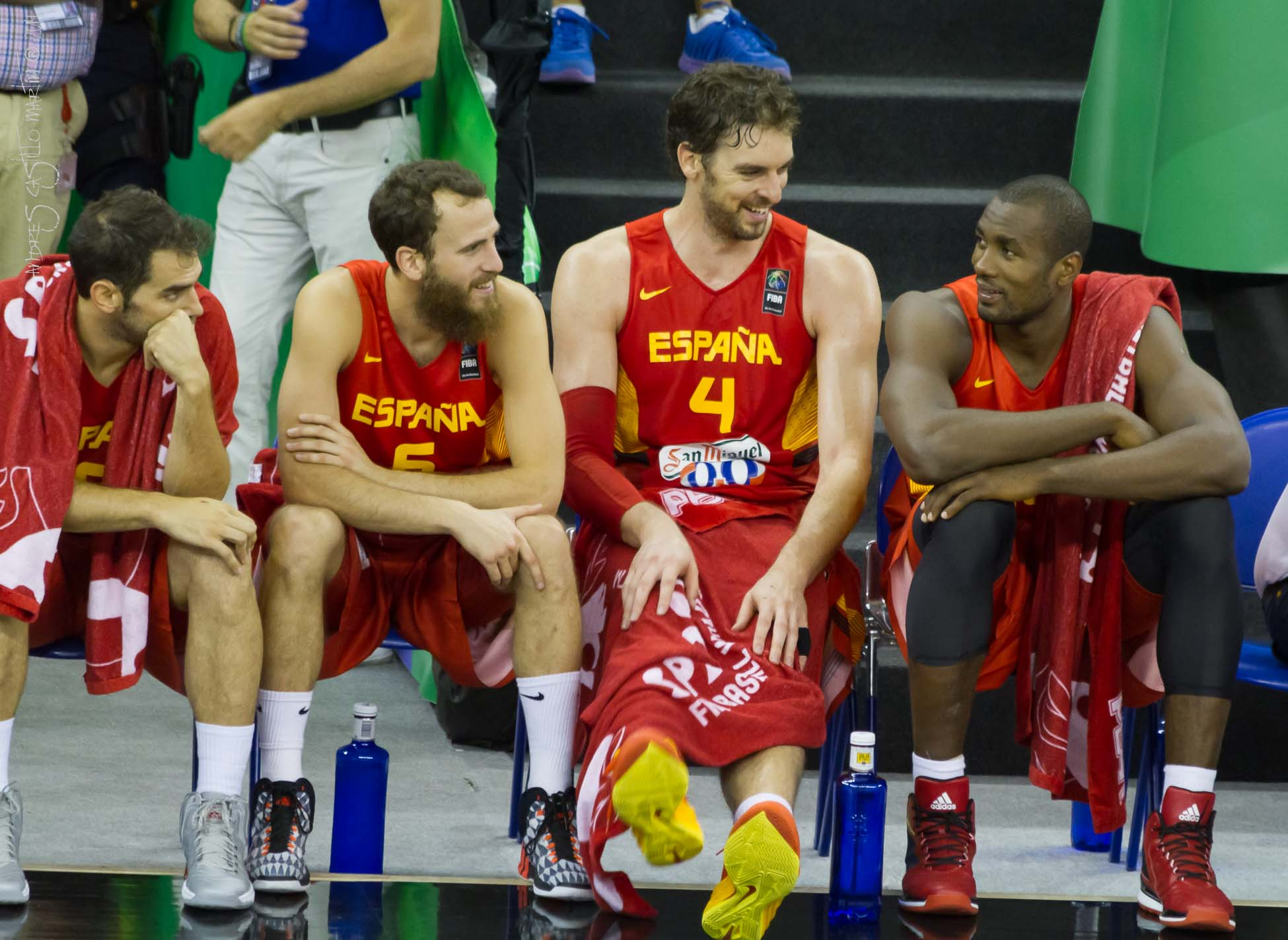 WORLD BASKETBALL CHAMPIONSHIP SPAIN