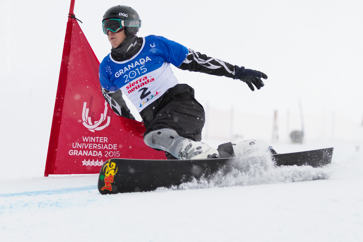 WINTER UNIVERSIADE GRANADA 2015