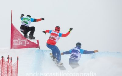 Snowboardcross Team